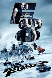 Fast & Furious 8 2017 bluray film complet