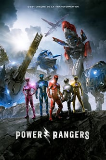 Power Rangers 2017 bluray film complet