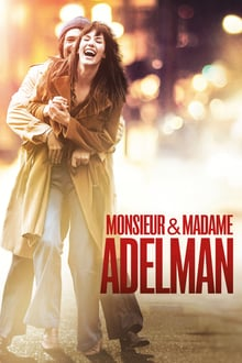 Monsieur & Madame Adelman 2017 bluray