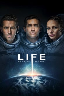 Life: Origine Inconnue 2017 bluray film complet