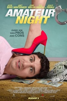 Amateur Night 2016 bluray