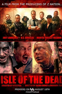 Isle of the Dead 2016 bluray