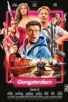 Gangsterdam 2017 bluray film complet