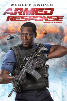 Armed Response 2017 bluray