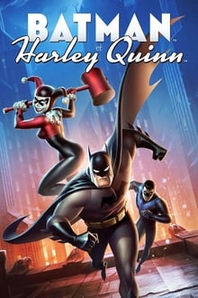 Batman and Harley Quinn 2017 bluray film complet