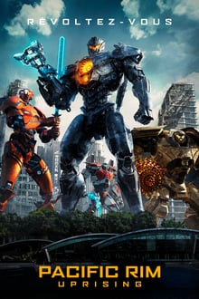 Pacific Rim : Uprising 2018 bluray film complet