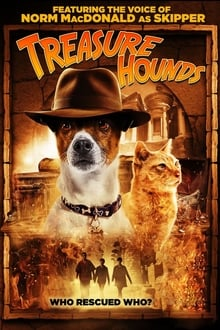 Treasure Hounds 2017 film complet