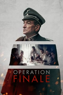 Operation Finale 2018 film complet