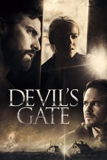 Devil's Gate 2017 bluray