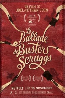 La Ballade de Buster Scruggs 2018 bluray