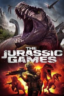 The Jurassic Games 2018 bluray