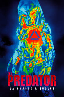 The Predator 2018 bluray