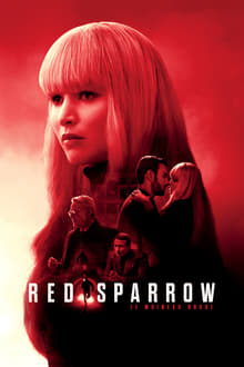 Red Sparrow 2018 film complet