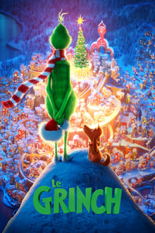 Le Grinch 2018 bluray