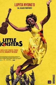 Little monsters 2019 bluray