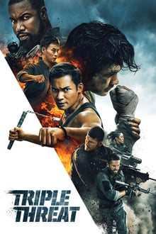 Triple Threat 2019 bluray