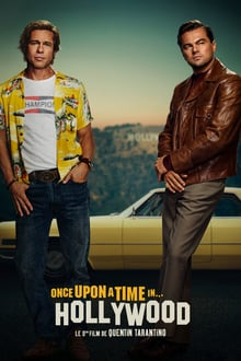 Once Upon a Time… in Hollywood 2019 bluray film complet