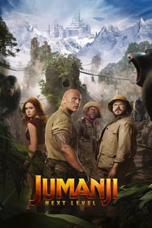 Jumanji : Next Level 2019
